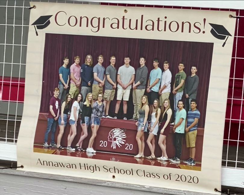 Class of 2020 - Town Banners