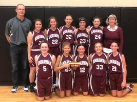 8th Grade LTC Tournament Champs