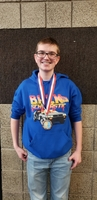 Gerber Earns Scholastic Bowl All-Conference