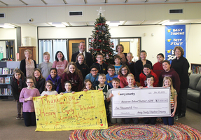 Henry County Telephone Company Donation
