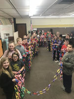 5th Grade Students Celebrate their 1000th Day of School