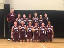 7th Grade LTC Tournament - 2nd Place