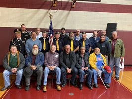 Veteran's Day Assembly - 2019 Event