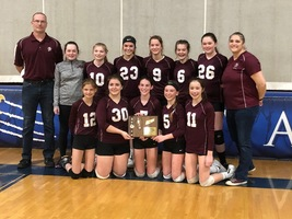 8th Grade Regional Volleyball Champions