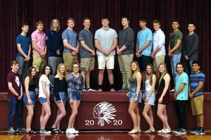 2020 Senior Awards Presentation Video