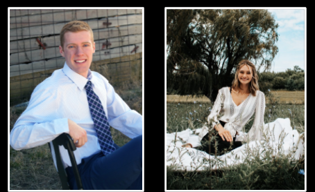 Photographs of Teens of the Year Austin Earley and Keagan Rico